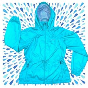 Columbia Switchback Teal Jacket, Size M